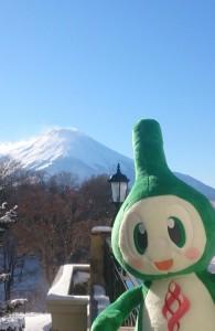 どりんぴんと富士山